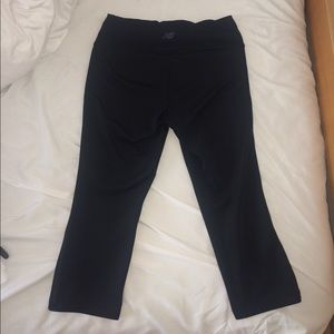 New balance cropped leggings